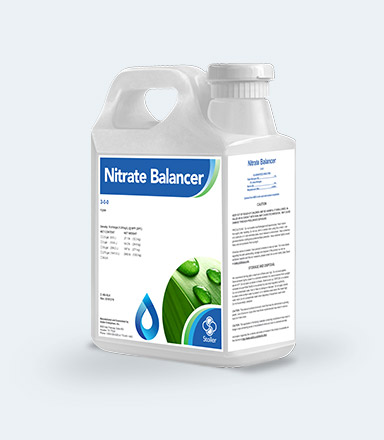 Nitrate Balancer - Winter Crop Spray Increases Yield ...